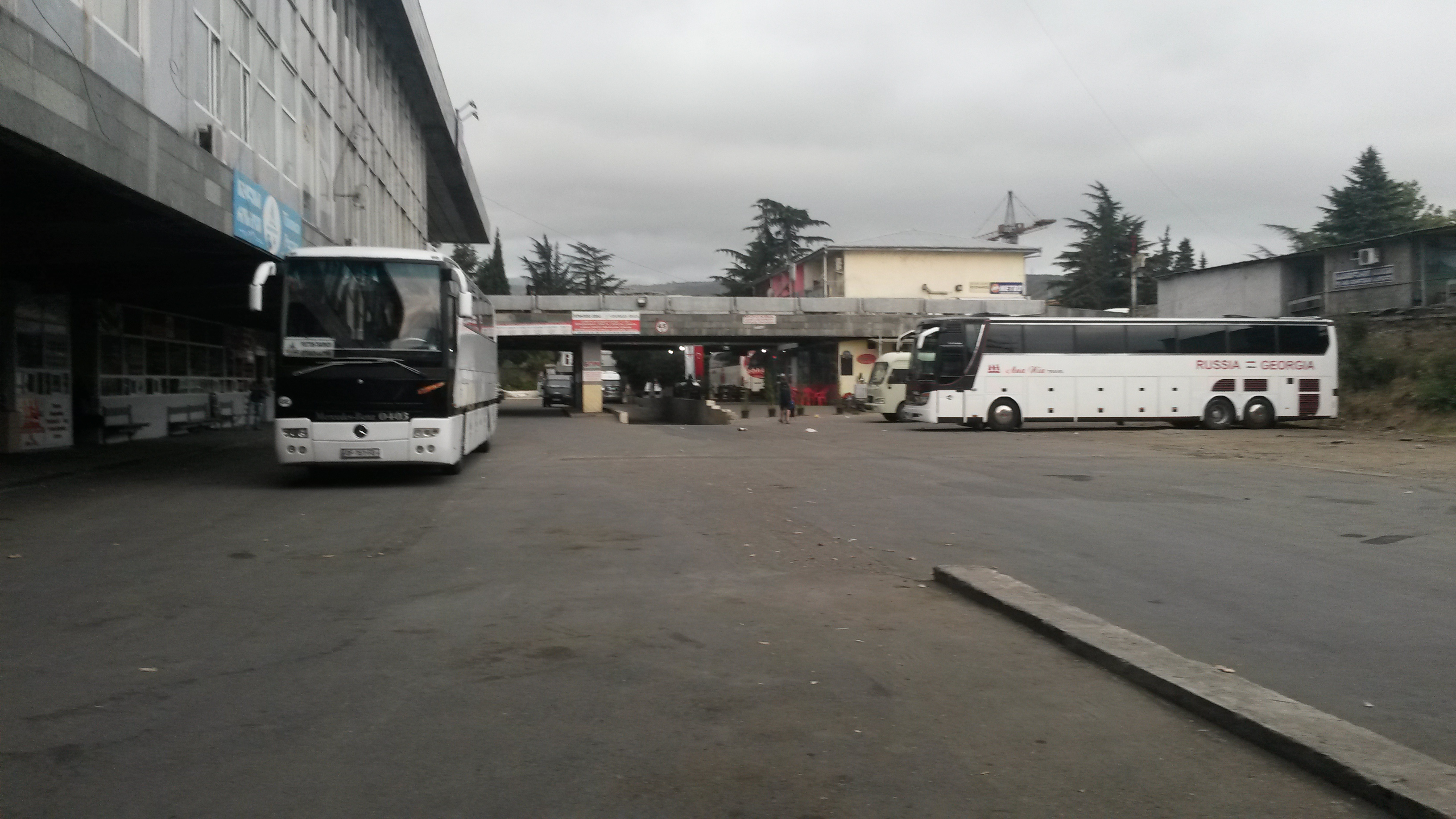 Tiflis Otogarı