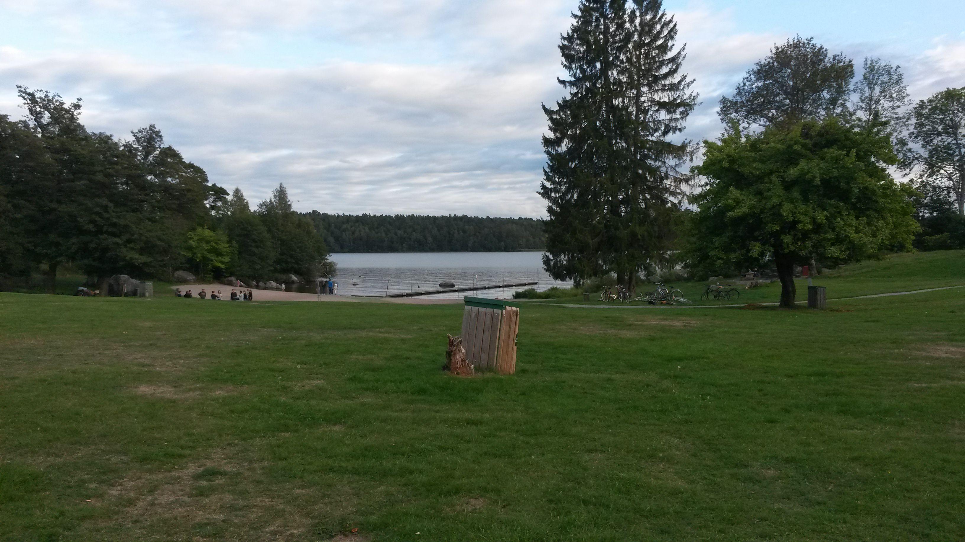 Ekoln Gölü, Sunnersta, Uppsala
