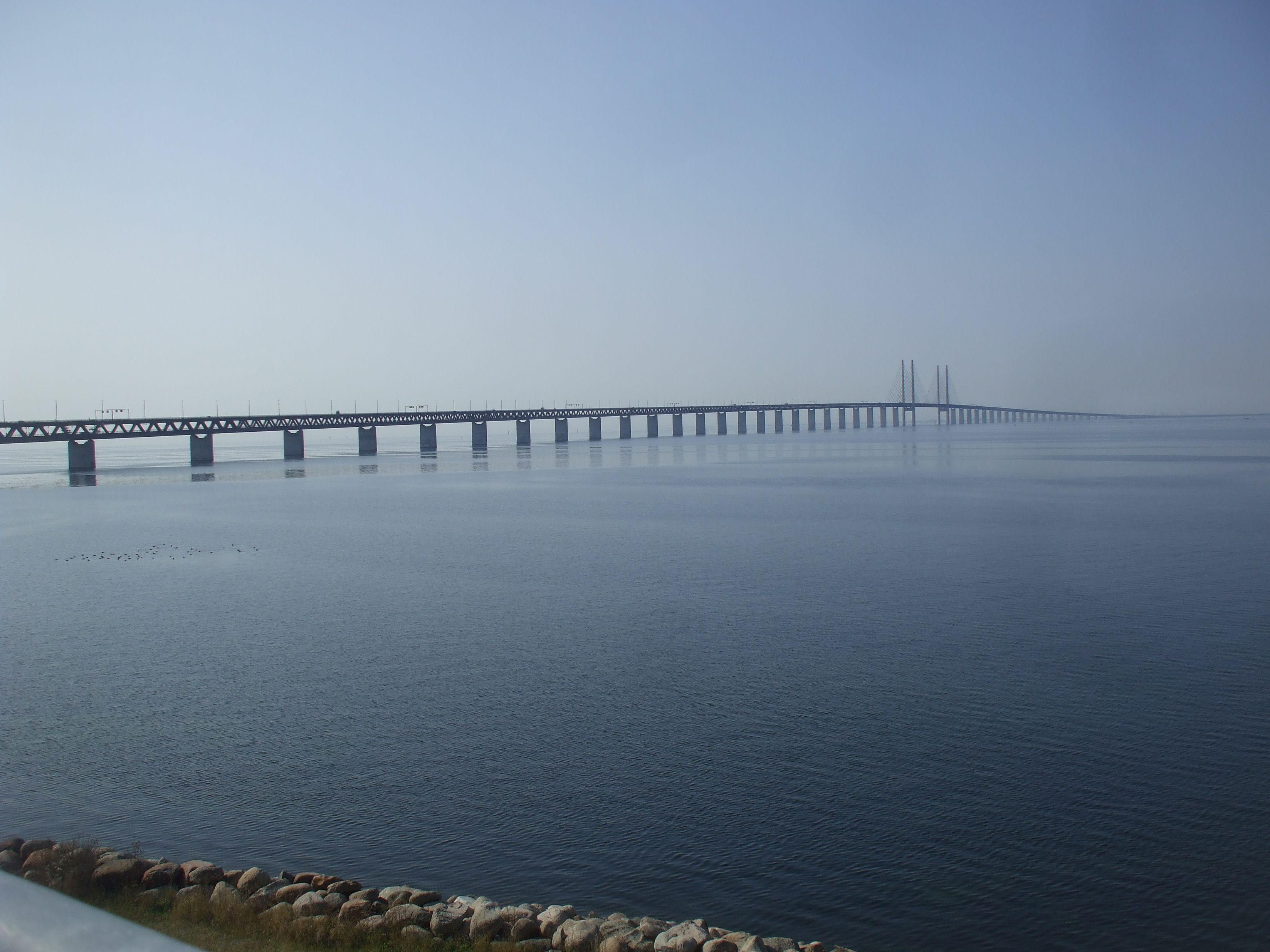 Öresund Köprüsü, Malmö