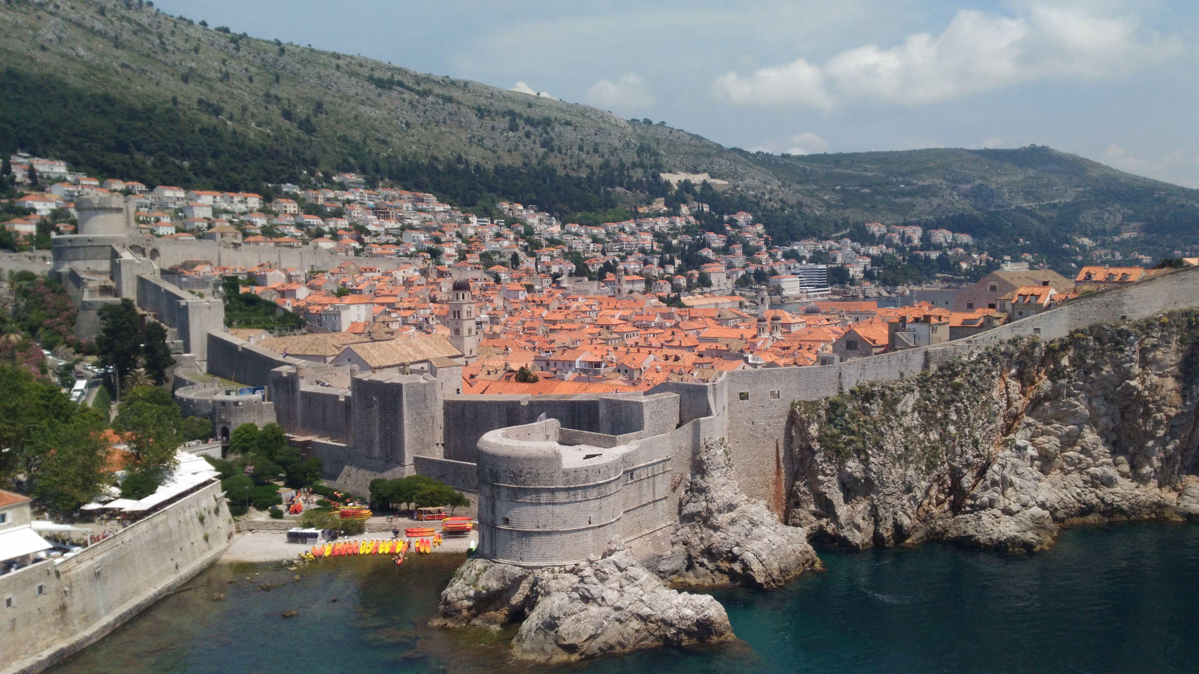 Dubrovnik, Stari grad