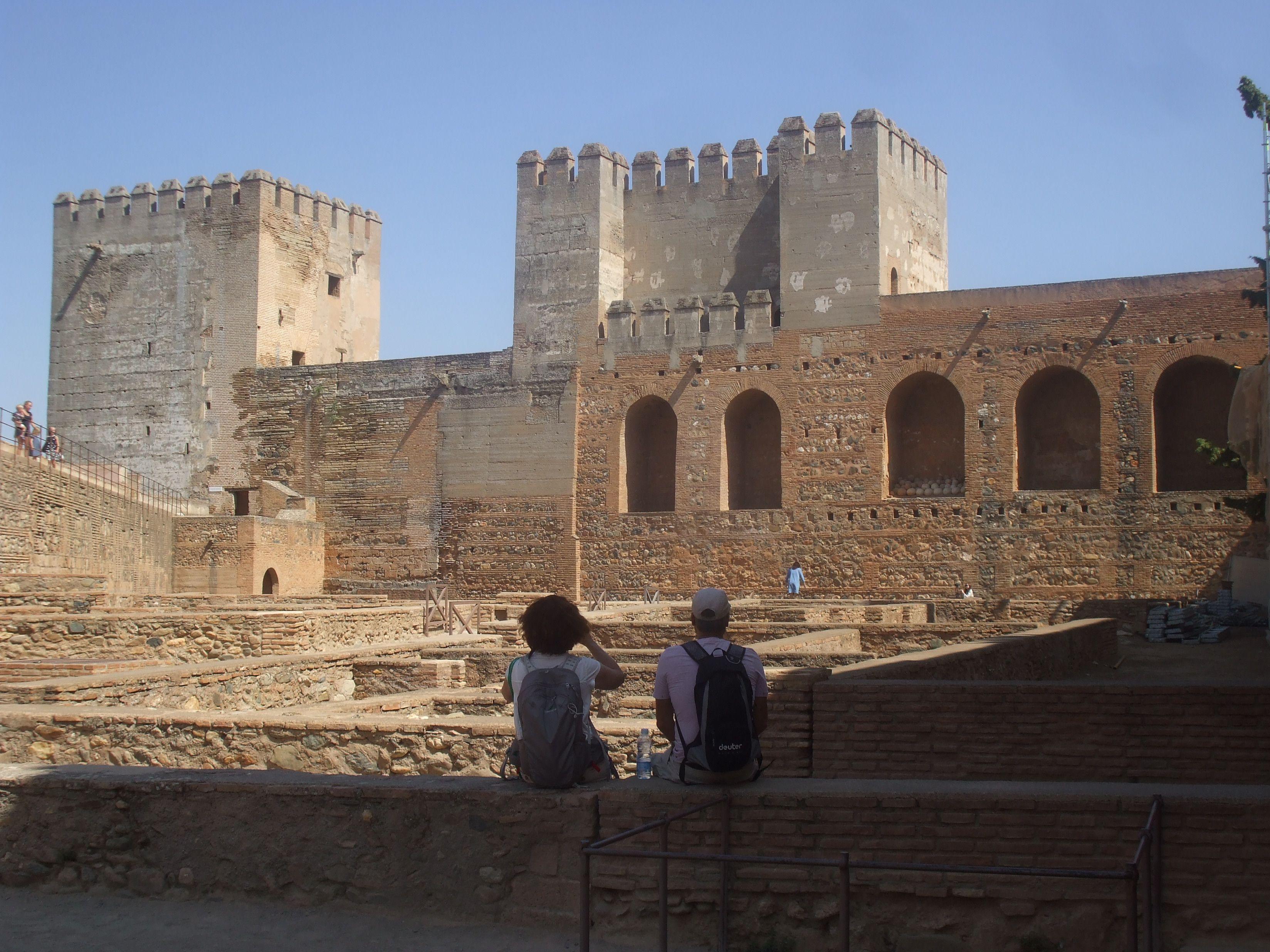 Alcazaba, Alhambra, Granada