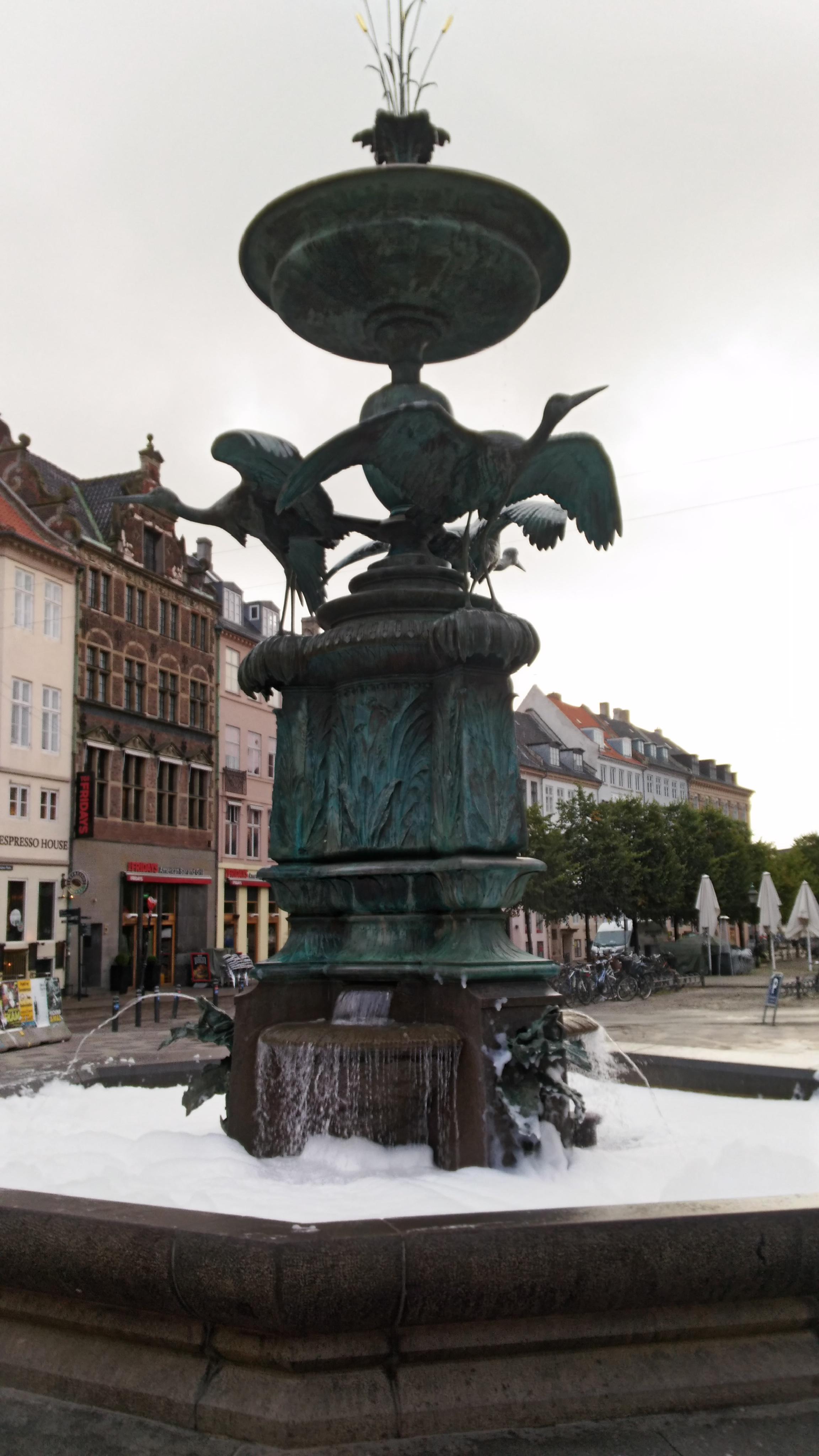 Storkespringvandet, Kopenhag