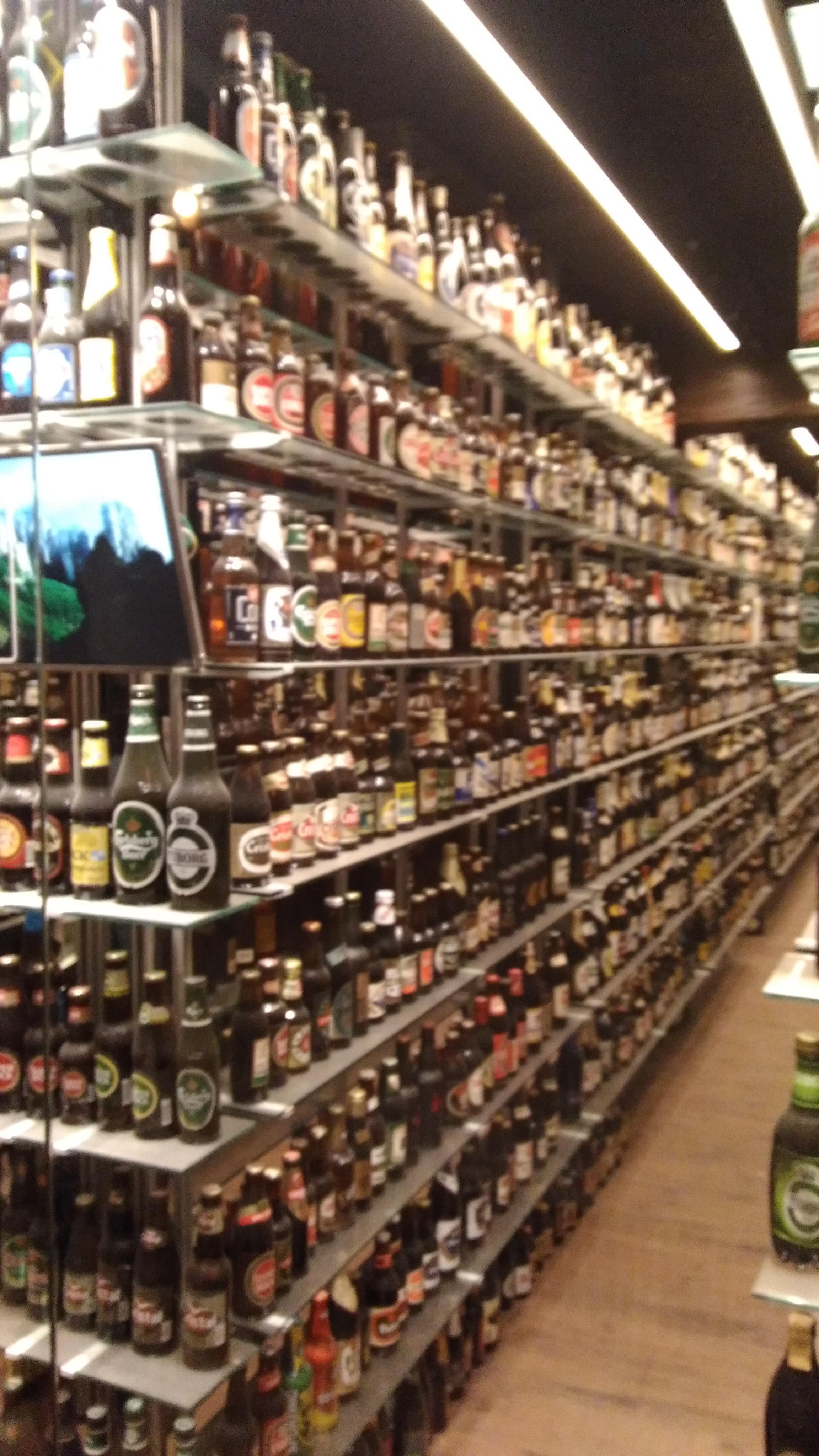 Bira Şişesi Koleksiyonu, Visit Carlsberg, Kopenhag